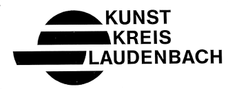 'Logo Kunskreis Laudenbach